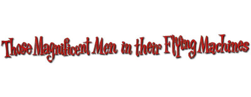 Logo for Those Magnificent Men in Their Flying Machines (1965)
