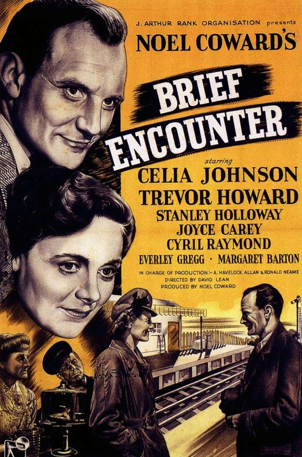 Poster for Brief Encounter (1945)