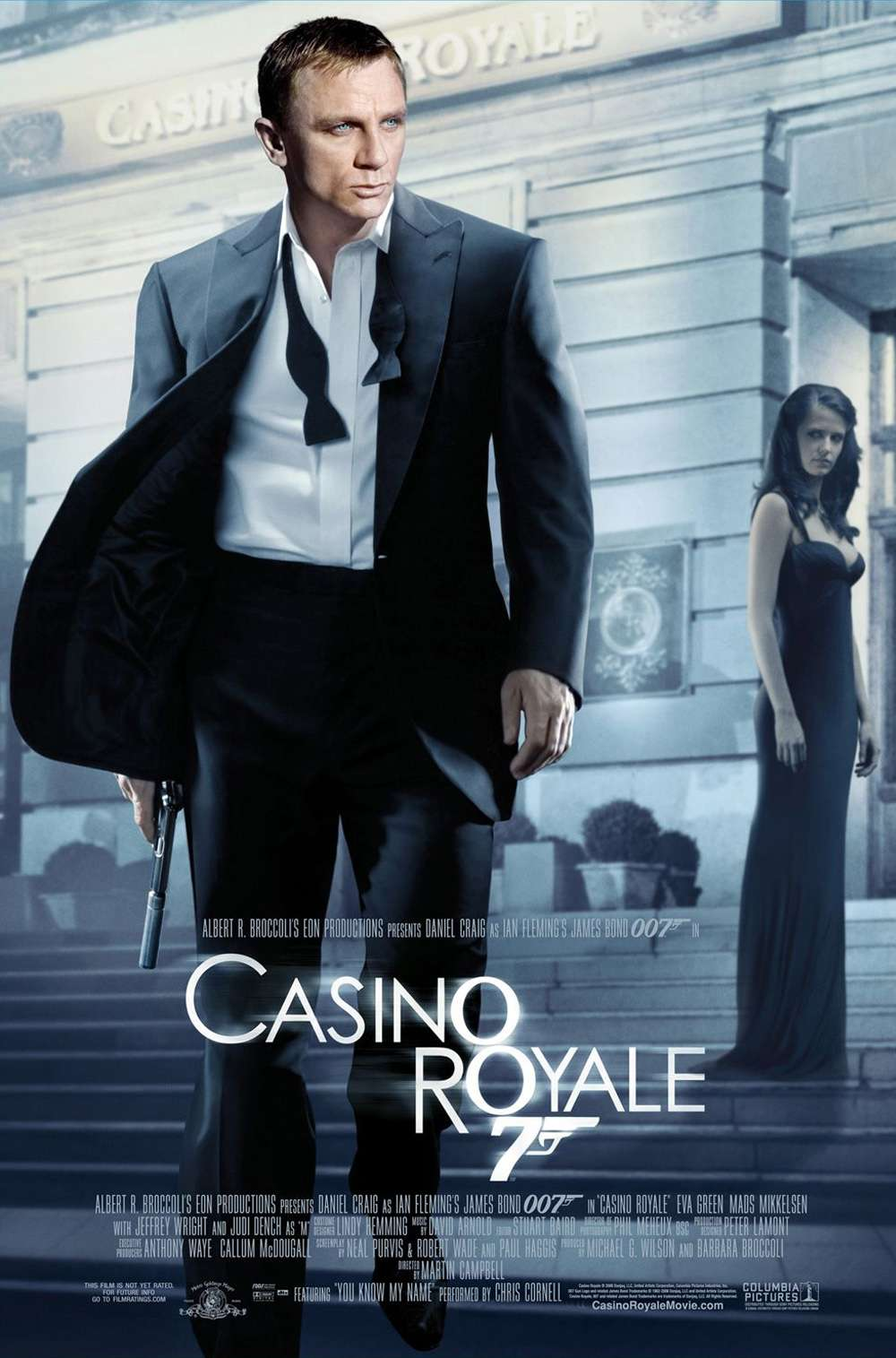 Poster for Casino Royale (2006)