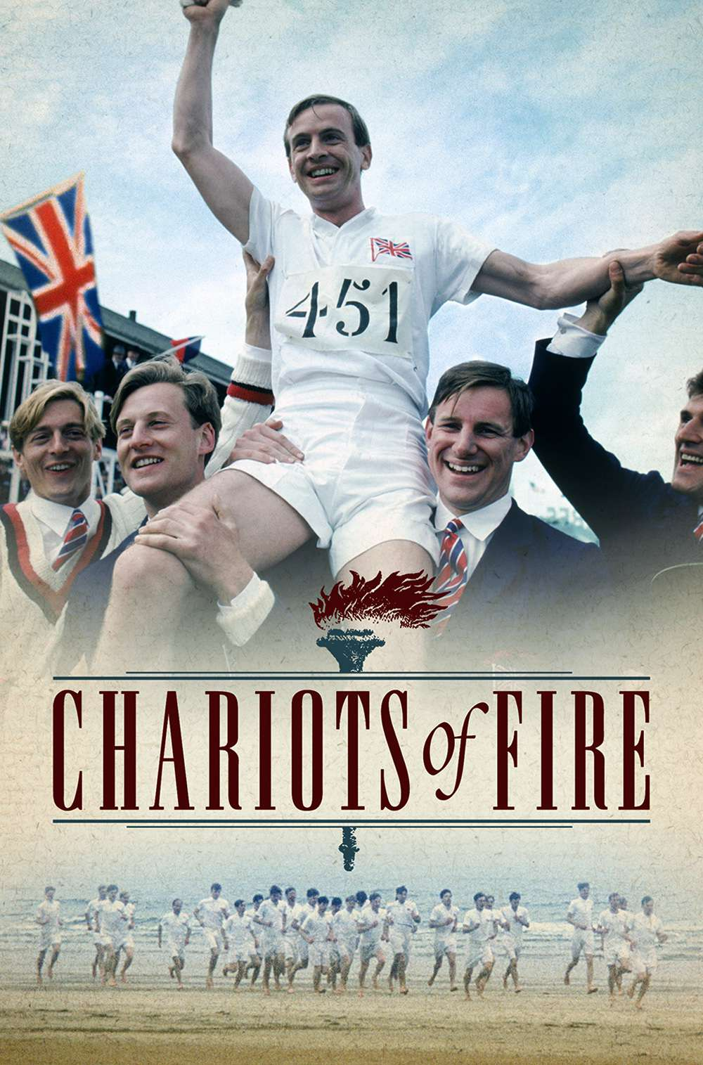 Poster for Chariots of Fire (1981)