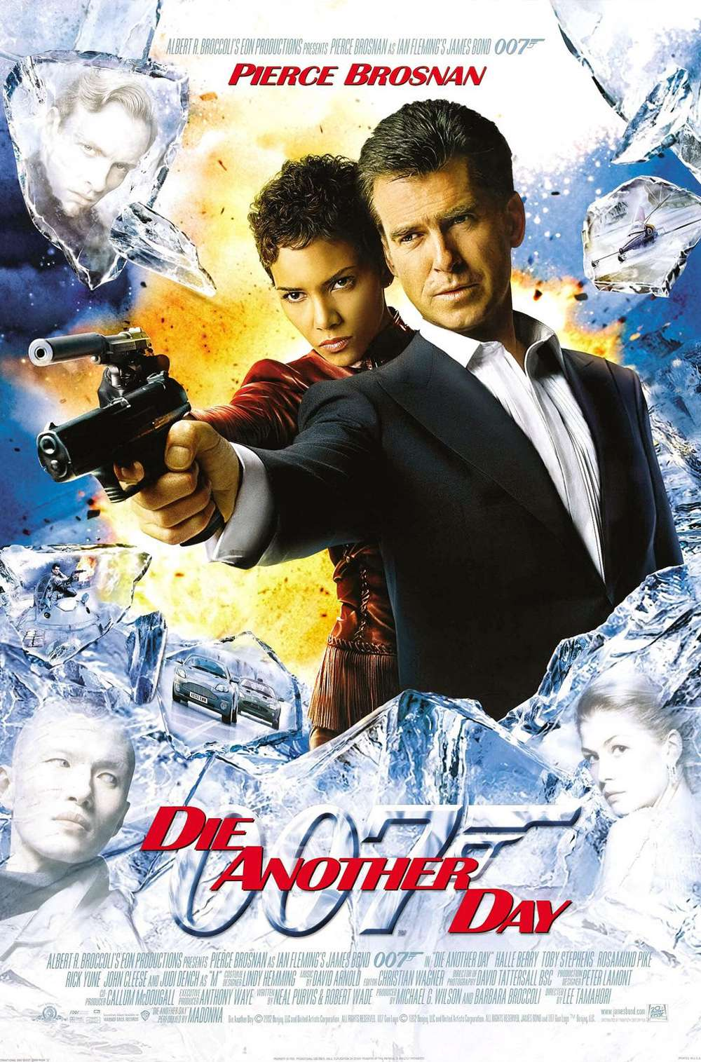 Poster for Die Another Day (2002)