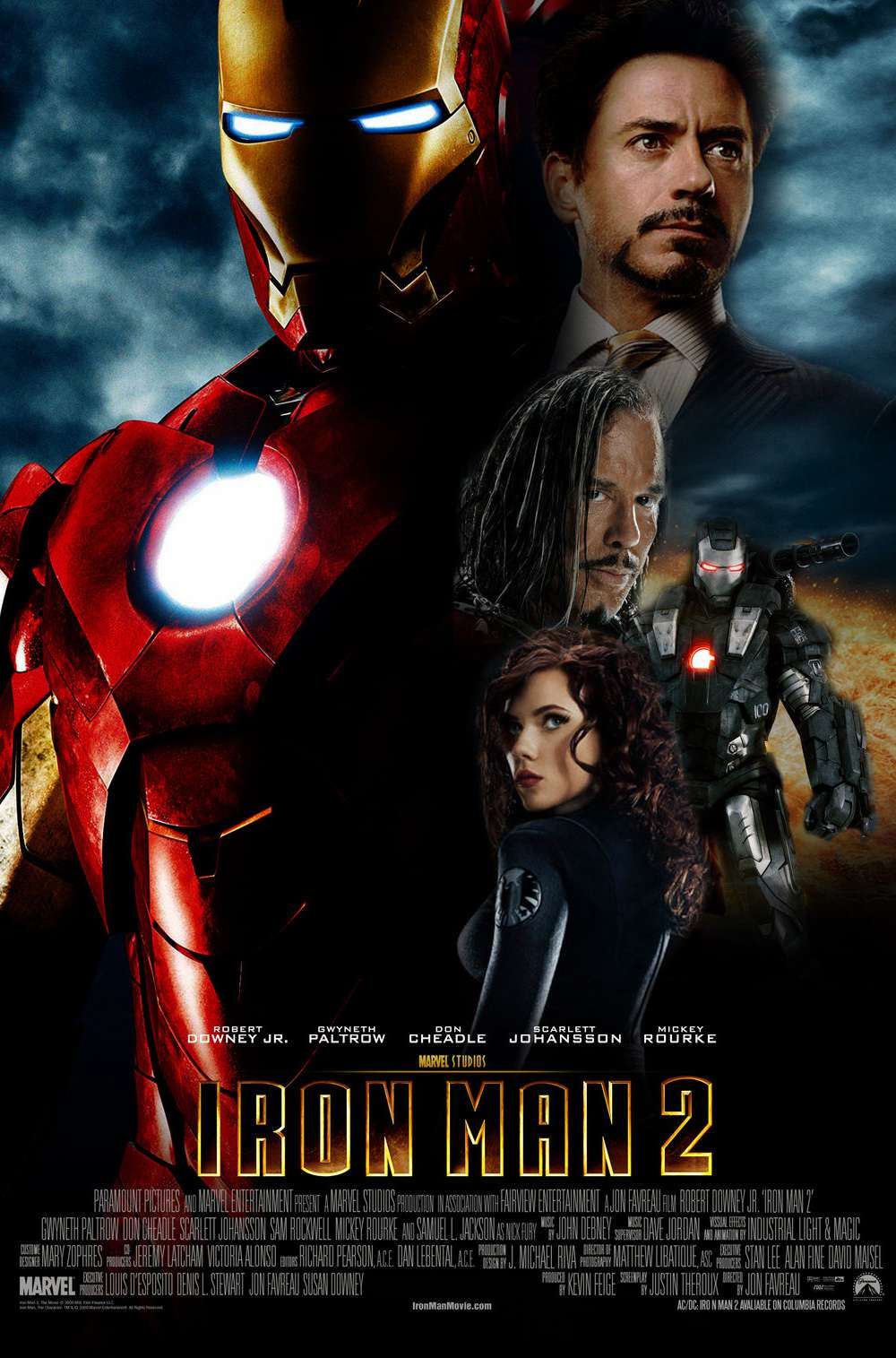 Poster for Iron Man 2 (2010)