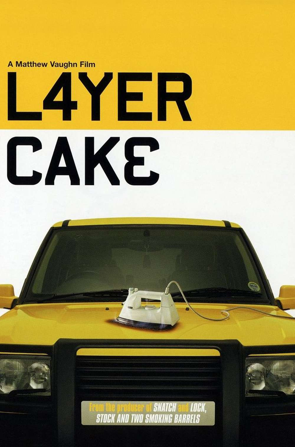 Poster for Layer Cake (2004)