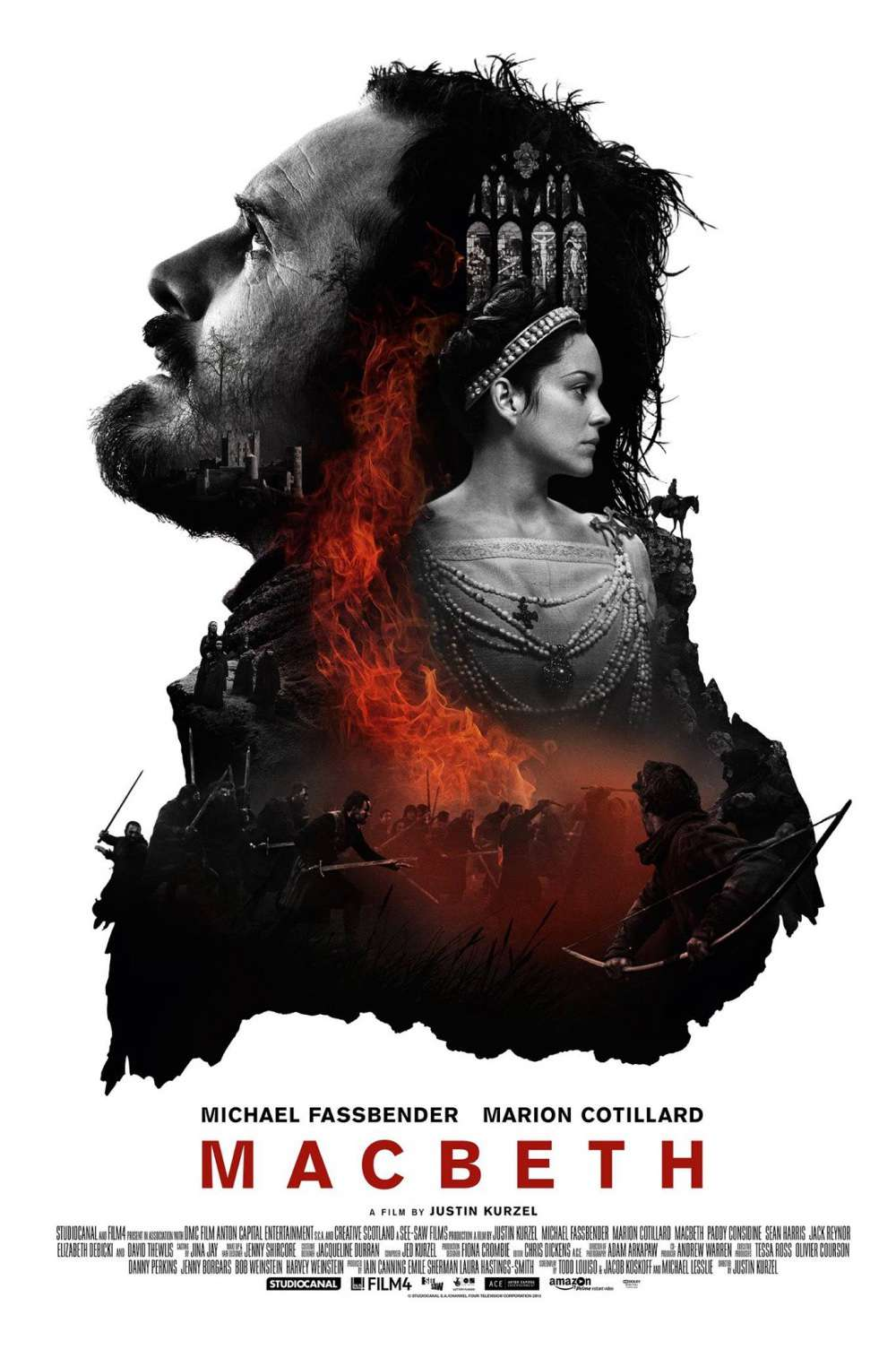 Poster for Macbeth (2015)