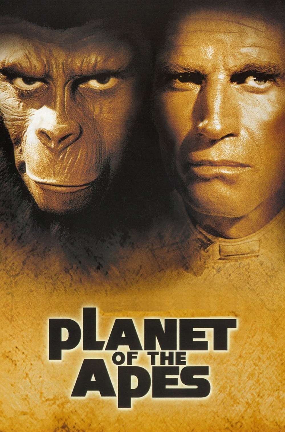 Poster for Planet of the Apes (1968)