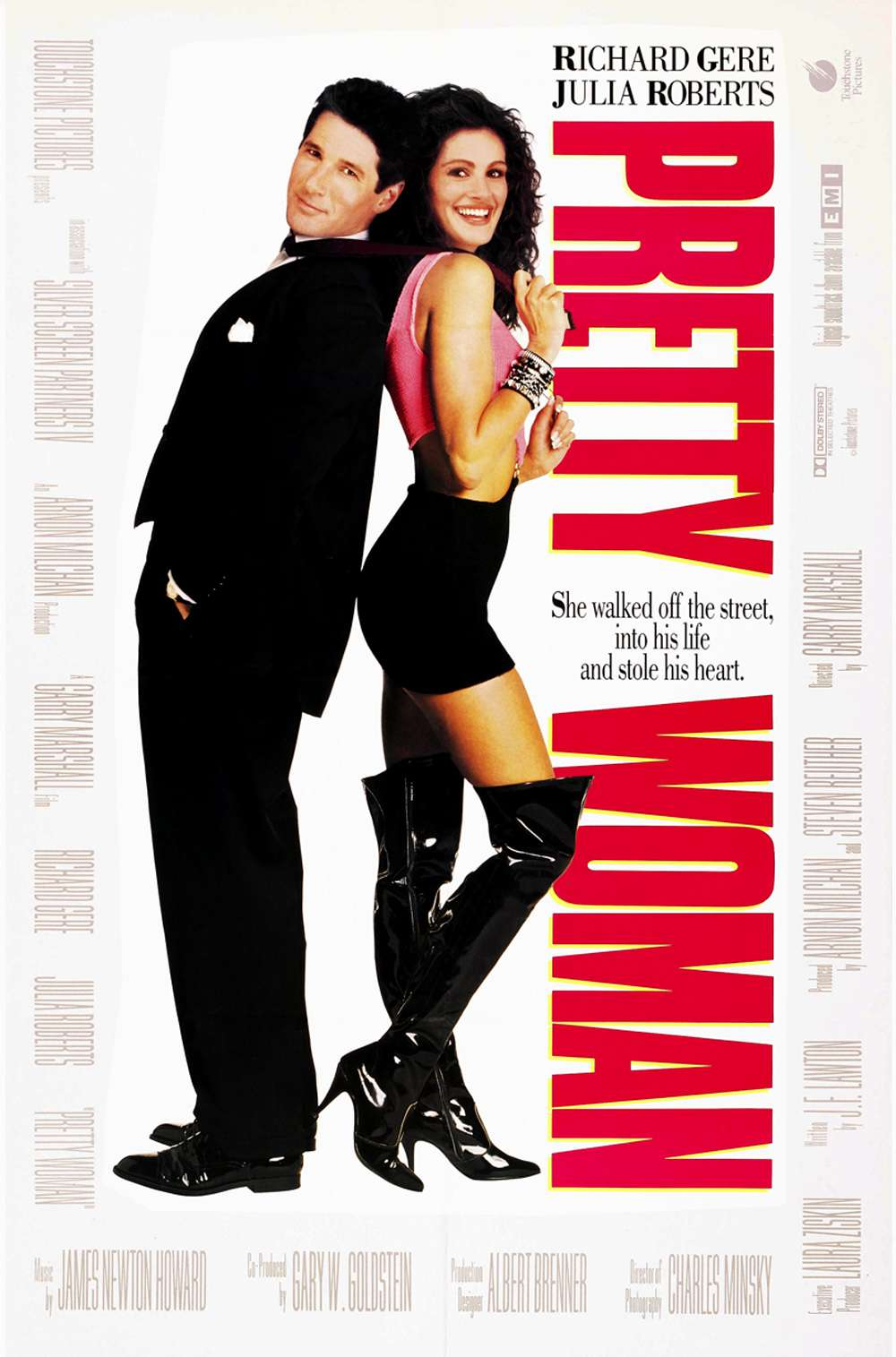 Poster for Pretty Woman (1990)