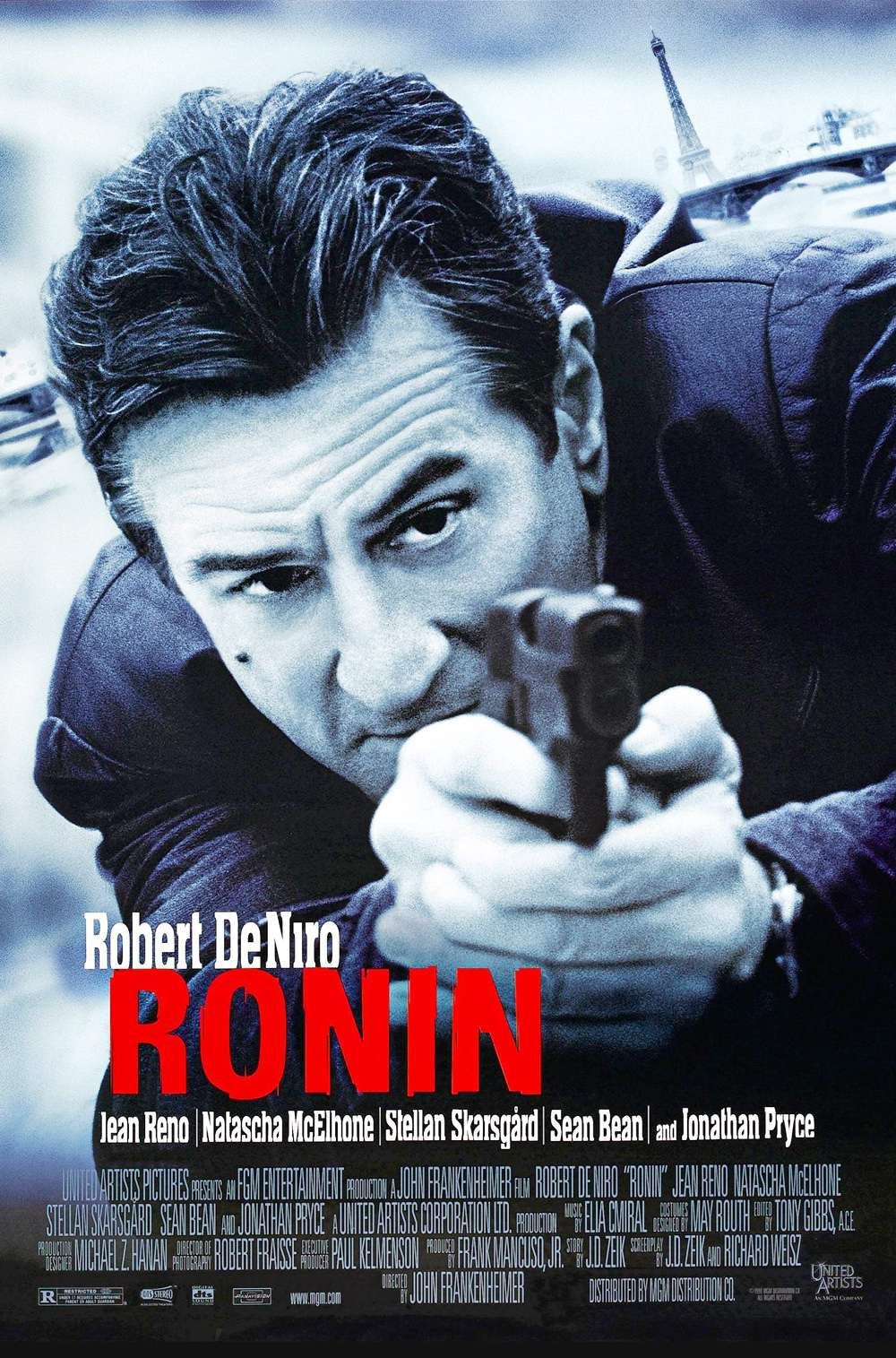 Poster for Ronin (1998)