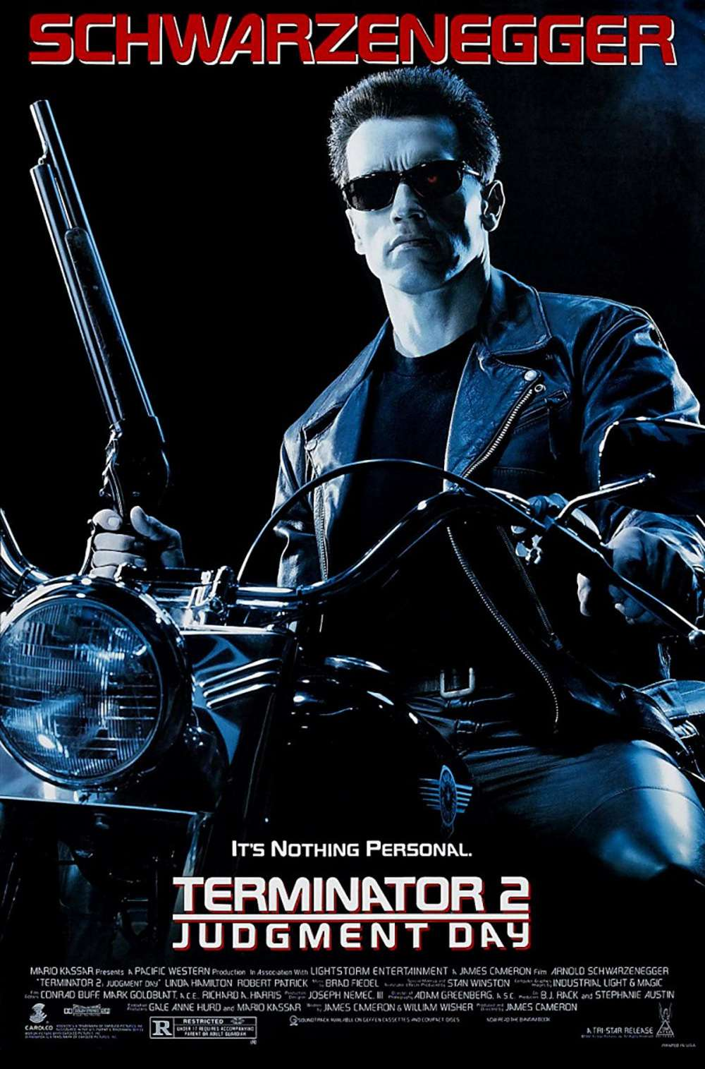 Poster for Terminator 2: Judgment Day (1991)