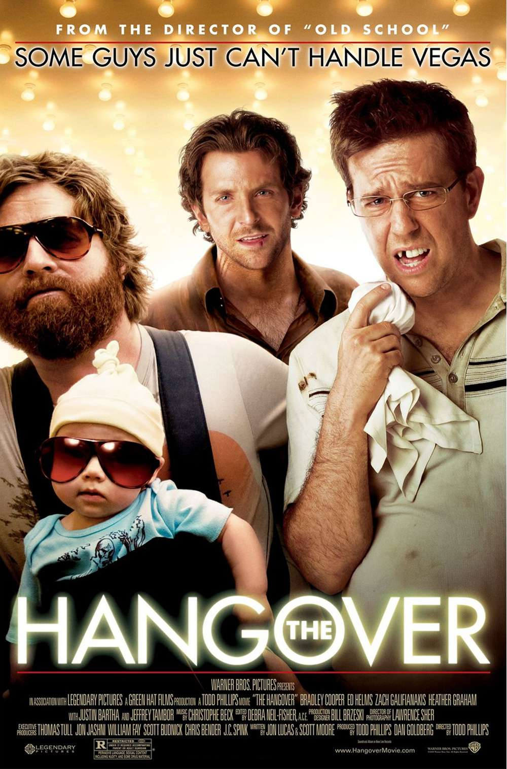 Poster for The Hangover (2009)