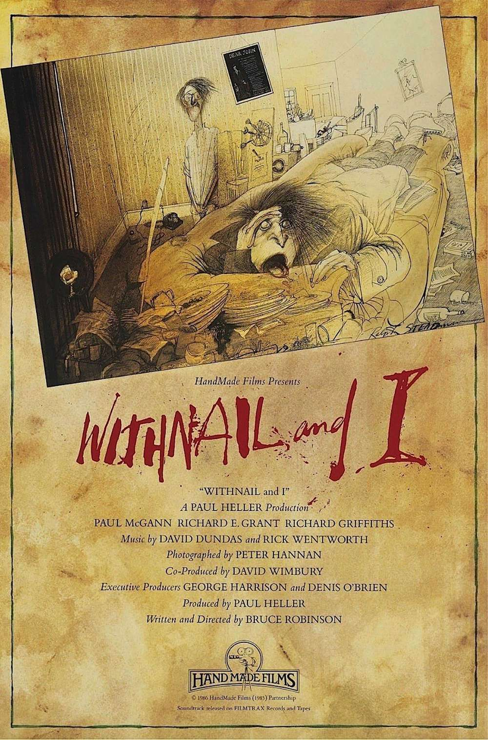 Poster for Withnail & I (1987)