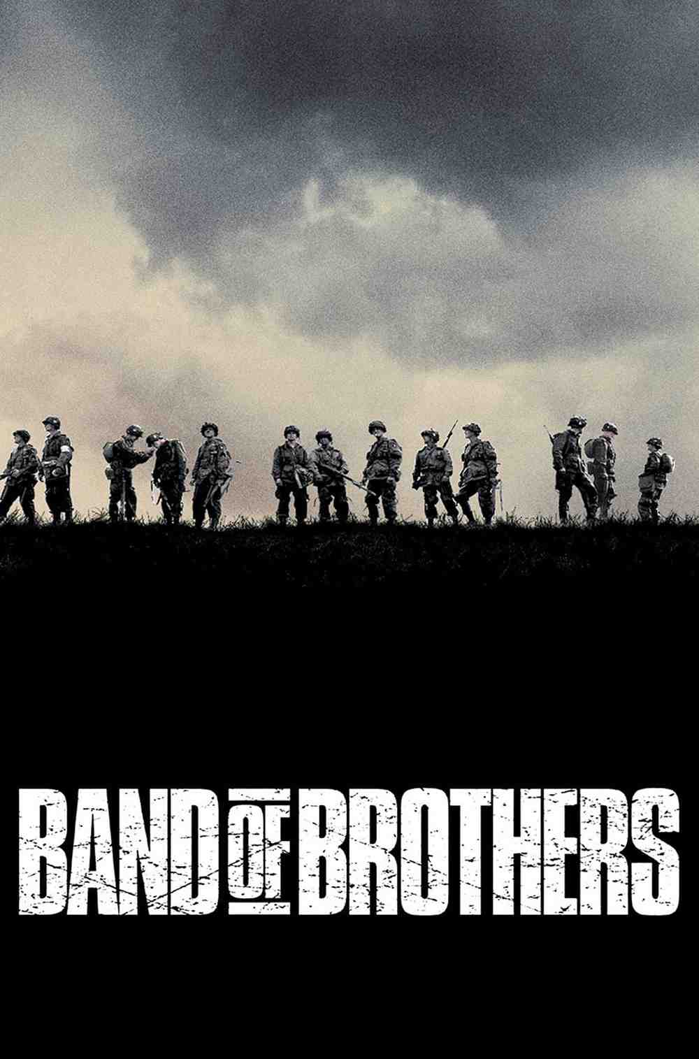 Poster for Band of Brothers (2001)