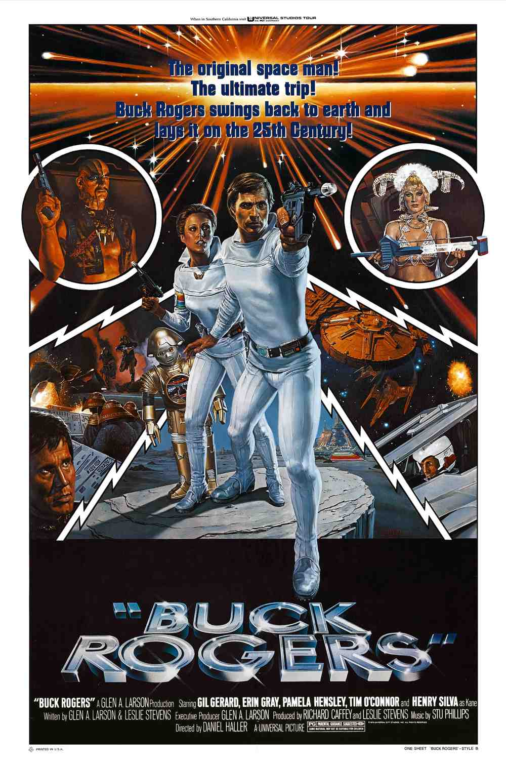 Poster for Buck Rogers in the 25th Century (1979)