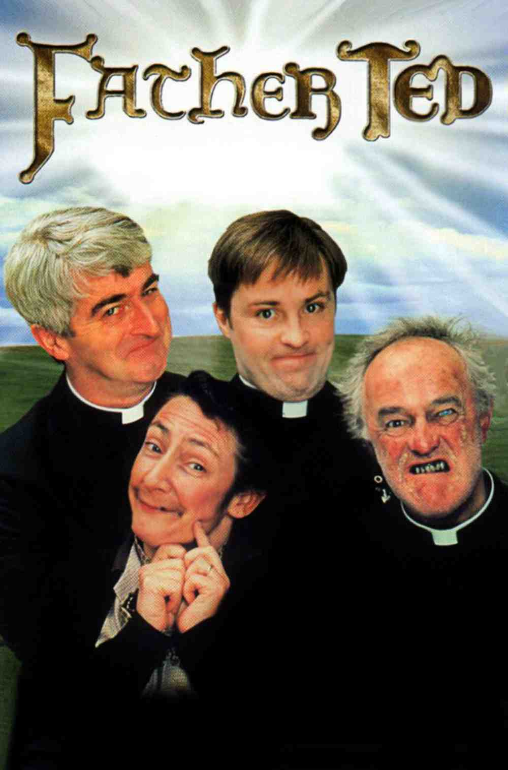 Poster for Father Ted (1995)