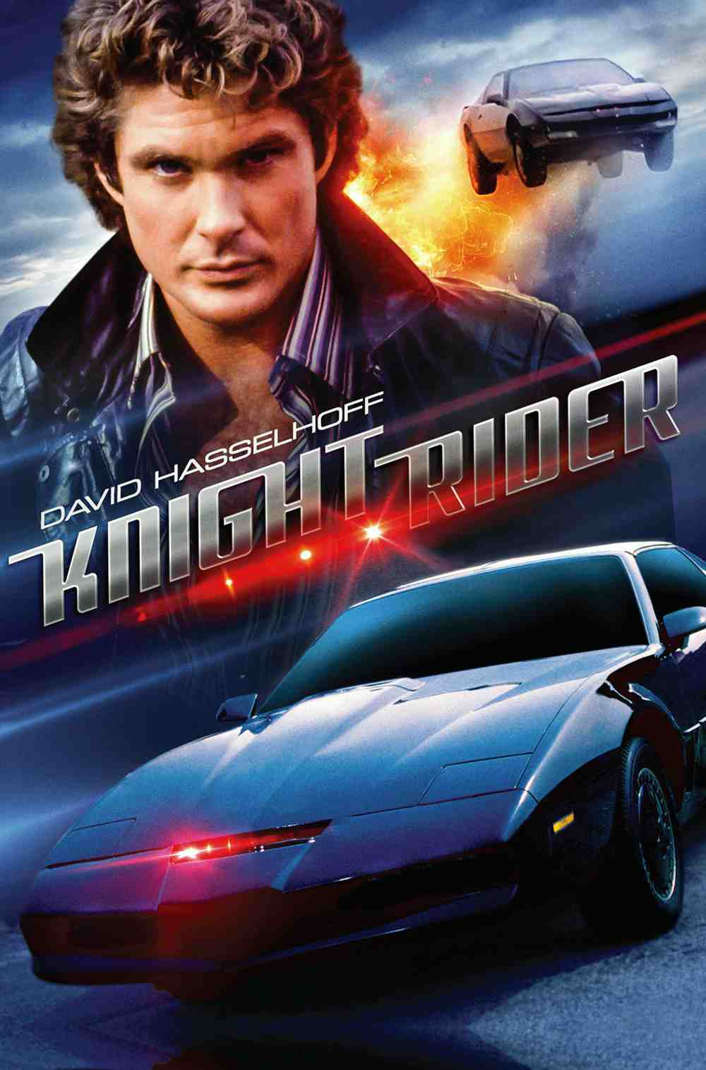 Poster for Knight Rider (1982)