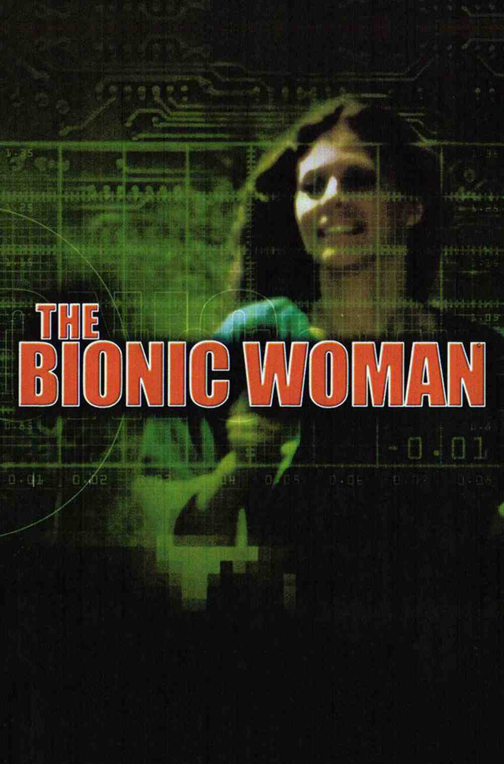 Poster for The Bionic Woman (1976)