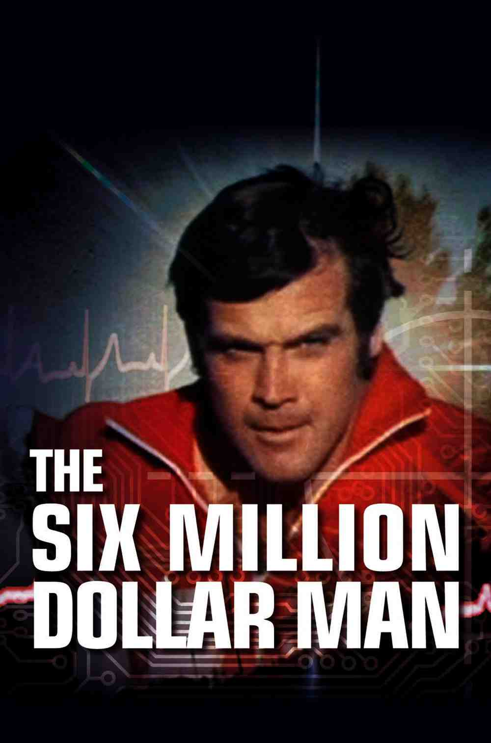 Poster for The Six Million Dollar Man (1974)