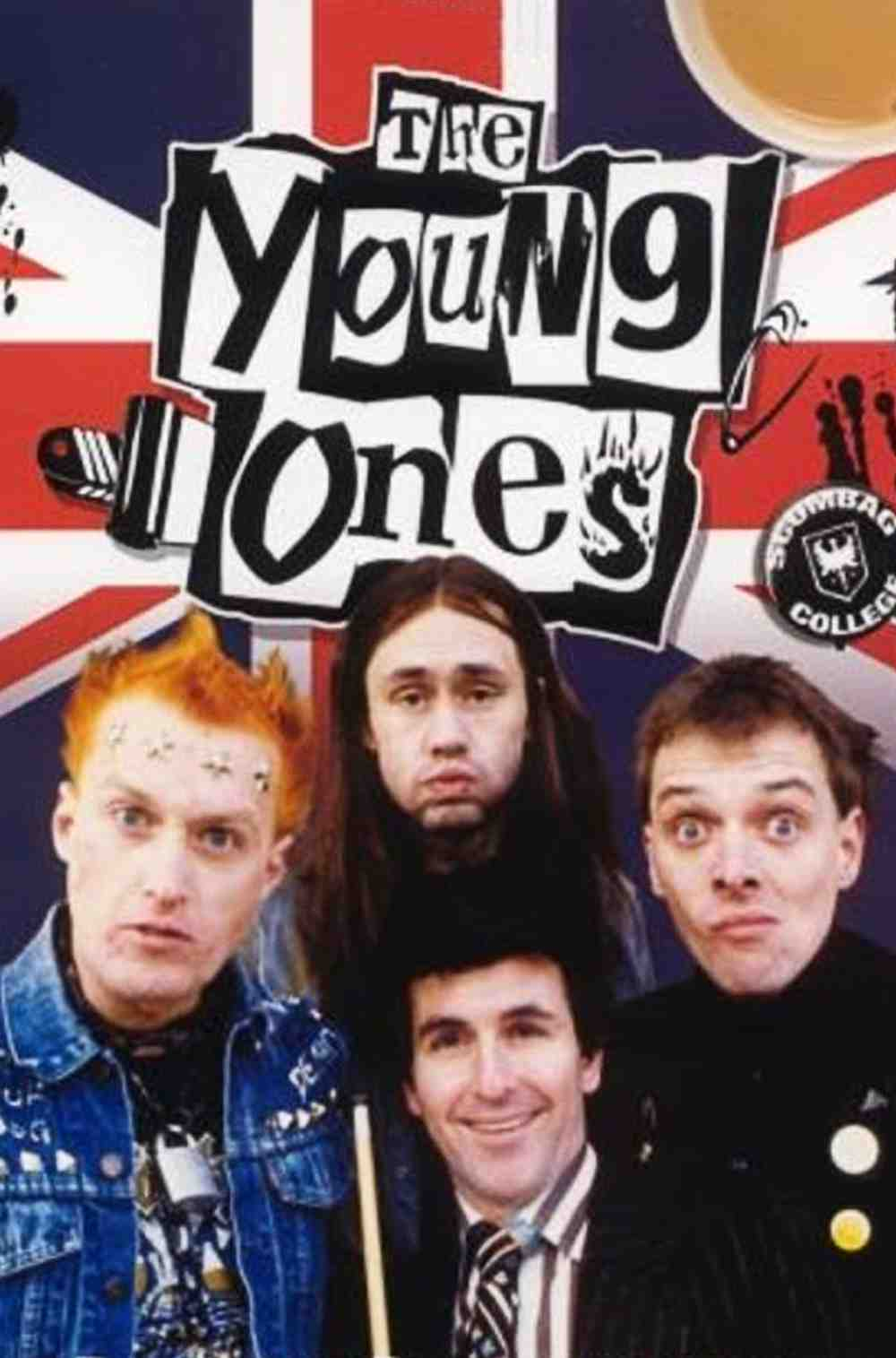 Poster for The Young Ones (1982)
